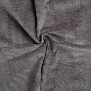 Beliebte Stoffe - KN20/21 0779-975 Cordstoff stretch grau
