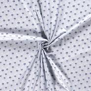 Mondkapjes paneel - NB20/21 Dapper 15565-003 Katoen luchtballon babyblauw