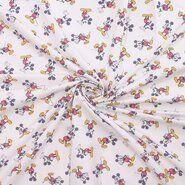 Bettwaren - Ptx 669101-21 Baumwolle Disney Mickey Mouse off-white