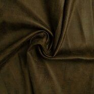 Polyester stof - KN20/21 17120-215 Scuba suede leather groen