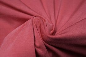 Nieuwe stoffen - KN 0781-540 Tricot Pure Bamboo blush