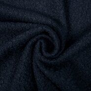 Winter - KN20/21 0763-600 Boucle donkerblauw