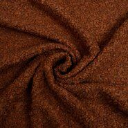 Kleding stoffen - KN20/21 0406-455 Boucle terra
