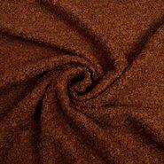 Nieuwe stoffen - KN20/21 0406-455 Boucle terra