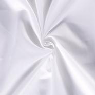 Effen katoenen stoffen - NB 1561-050 Batist wit