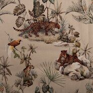 Winter - KN20/21 17314-179 Stretch cornery ananas/panter beige