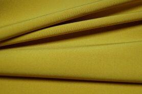 Polyester en elastan - KN20/21 0854-570 Bi-stretch oker