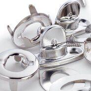 Prym diverse* - Prym draaisluitingen 33mm zilver 4 stuks (545.510)