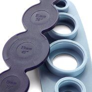 Prym diverse* - Prym universele matrijs voor stofknoop 11-29mm (673.170)