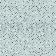 By Poppy - ByPoppy21 8321-012 Linnen look dots mint