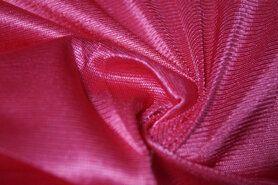 Carnavalsstoffen - E79 Rekbaar polyester fuchsia