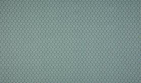 Aankleedkussen stoffen - KC9090-223 Katoen daisy bloem dusty green