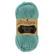 Brei- en haakgarens MERINO SOFT - Merino Soft 653 Ernst 50GR