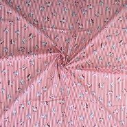 Stoffe Ausverkauf - Ptx20/21 300008-41 Baumwolle Roller skate rot
