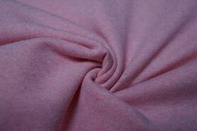 Pullover - Stenzo21 19550-12 Recycled French Terry carbon finish roze