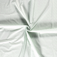 Top - Dapper21 15785-021 Katoen bedrukt appels mint