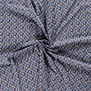 Hobbystoff - Dapper21 15806-008 Baumwolle bedruckt Skulls navy
