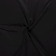 Lakenstof - NB 5569-069 Katoen uni zwart