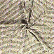 Versiering stoffen - NB21 15826-014 Katoen bloemen lichtroze