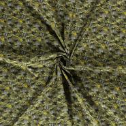 Legergroen - NB21 15797-027 Katoen camouflage legergroen