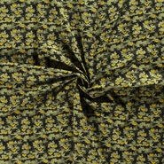 Legergroen - NB21 15801-027 Katoen camouflage legergroen