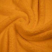 Plaid - KN21 0856-570 Cotton teddy oker