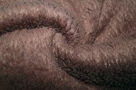 Plaid - KN21 0856-110 Cotton teddy bruin
