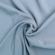 Polyester en elastan - KN21 0854-630 Bi-stretch lichtblauw