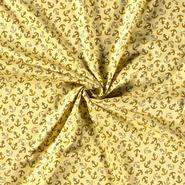 Gelbe Stoffe - Dapper21 15823-034 Baumwolle Anker gelb