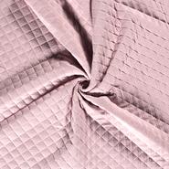 70% Baumwolle, 30% Polyester - NB21 16248-012 Musselin wattiert rosa