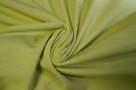Uni - KN 0781-315 Jersey pure Bambus lime