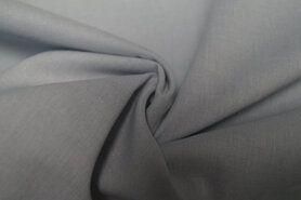 Katoenen stoffen - NB 3649-061 Cotton for Kids Batist mousey