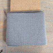 Leuke stoffen kopen - NB 10672-054 boord / manchet taupe