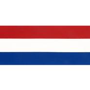 Rot-Weiß-Blaues Band - Zierband rot/weiss/blau 70 mm