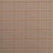 KnipIdee stoffen - KN21 17540-176 Stretch jacquard bengaline ruit beige