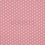 Versiering - ByPoppy21 4955-031 Katoen little stars blush