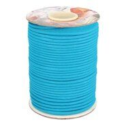 Paspelband en biasband* - Paspelband katoen turquoise 5009-232