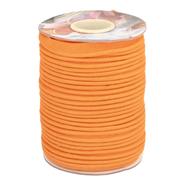 Paspelband en biasband* - Paspelband katoen oranje 5009-693