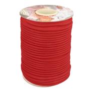 Paspelband en biasband* - Paspelband katoen rood 5009-722