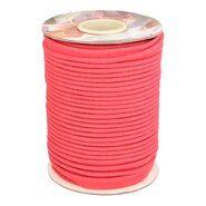 Paspelband en biasband* - Paspelband katoen koraal/roze 5009-755
