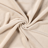 Plaid - NB 5358-053 Fleece ultrasoft beige