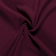 Gewebe - Texture dunkelbordeaux (2795-19)