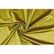 Decoratiestoffen - VH 6895-029 Luxury velvet curry
