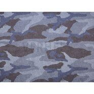 By Poppy - ByPoppy21 5499-003 Sweat camouflage blauw