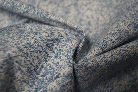 50% Baumwolle, 50% Polyester - Ptx Sommer21 967121-11 Sommerstretch fantasie blau