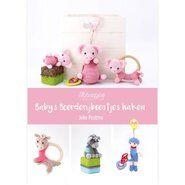 Haak- en breiboeken - Baby's Boerderijbeestjes Haken 9999-0395