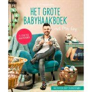 Haak- en breiboeken - Het Grote Babyhaakboek 9999-1763