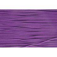 3 mm band - Koord paars (0183)