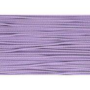 3 mm band - Koord lila (0196)
