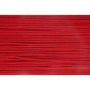 3 mm band - Koord donkerrood (0751)